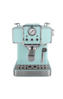 Retro ciśnieniowy ekspres do kawy Vintage Cuisine - mięta